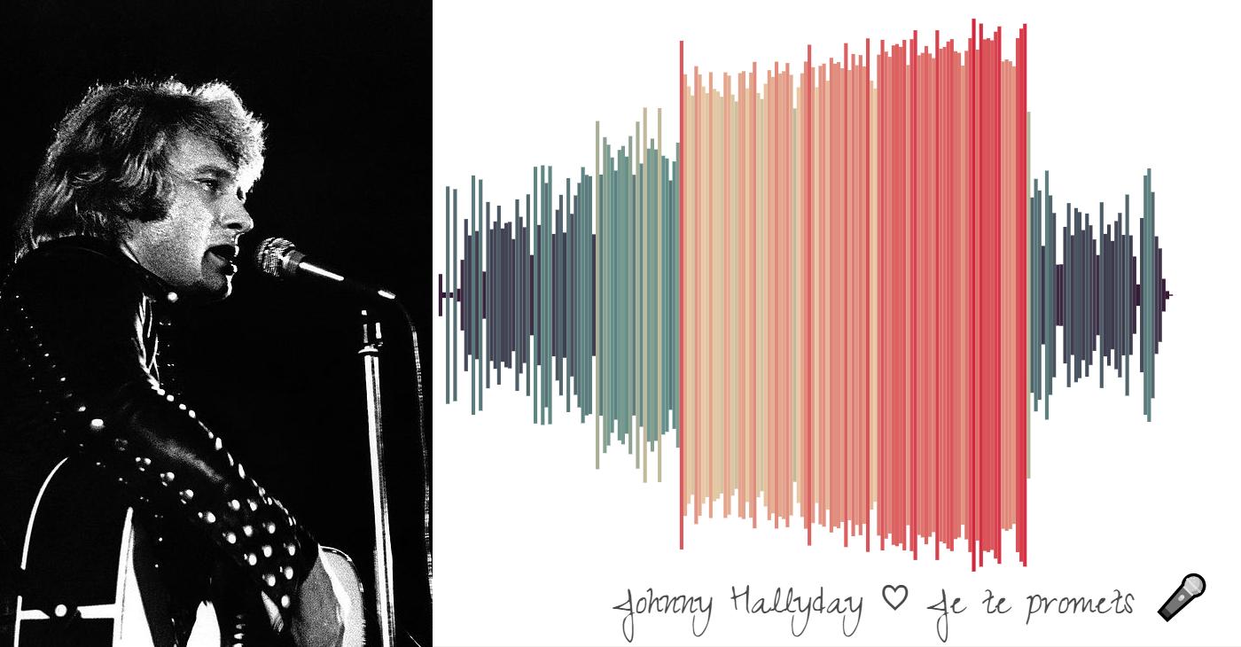 Johnny Hallyday Je te promets