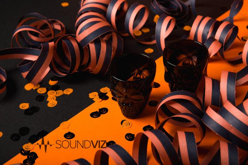 Soundviz Halloween
