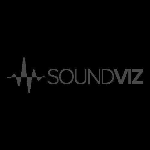 SoundViz – Onde sonore Impression sur toile personnalisé