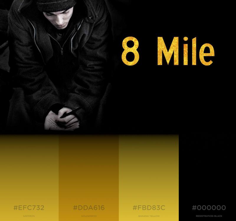 Eminem 8 mile - Onde sonore Soundviz