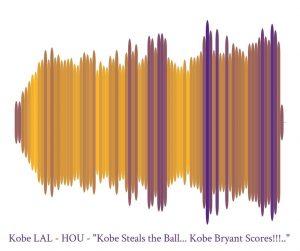 Kobe Bryant Ondes sonores